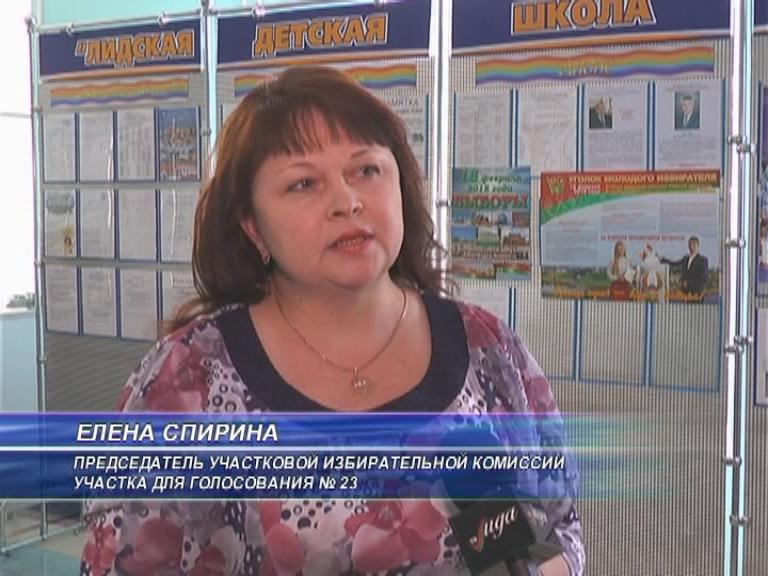 На участках для голосования организовано дежурство. До выборов в местные Советы депутатов осталось меньше двух недель.