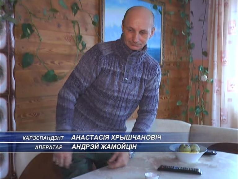 Самый важный человек на селе. Староста деревень Дитрики и Жомойди Гончарского сельсовета Виктор Бутурля признан лучшим в Гродненской области.