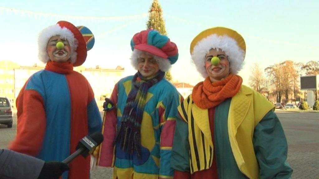 Старт праздничным рождественским и новогодним мероприятиям в Лиде будет дан 8 декабря