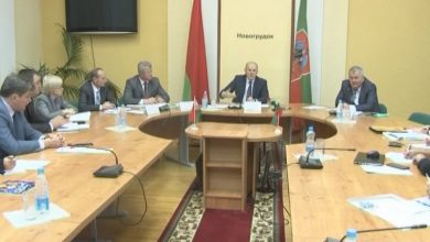 Photo of Председатель Гродненского облисполкома Владимир Кравцов провел выездную пресс-конференцию для представителей СМИ