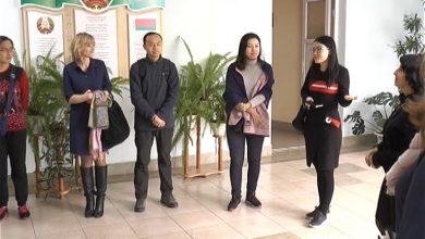 Photo of Лиду посетила делегация китайской провинции Ганьсу