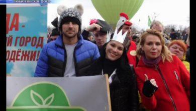 Photo of На областных «Дажынках» в Свислочи побывала и молодежная делегация из Лиды