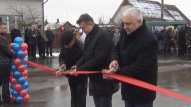 Photo of В Лиде после реконструкции  была торжественно открыта улица Свердлова