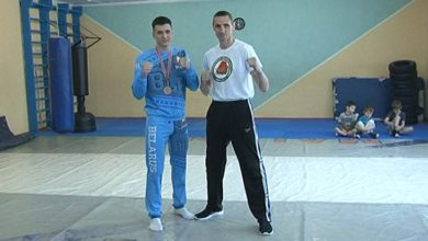 Photo of Лидчанин Кирилл Ротов завоевал бронзовую медаль на VII Международных играх боевых искусств