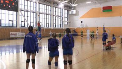 Photo of На три дня Лидский спортивно-оздоровительный комплекс «Олимпия»  стал эпицентром волейбольных баталий