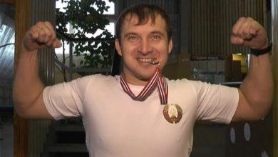 Photo of Еще одна награда у лидского пара-гребца