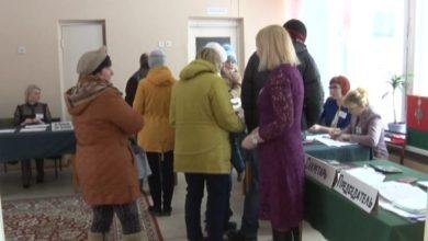 Photo of Активно голосовали сегодня и жители района