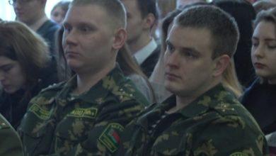 Photo of Может, в военные пойти?! В Лиде старшеклассников пригласили на встречу с представителями военных вузов и военных факультетов гражданских.