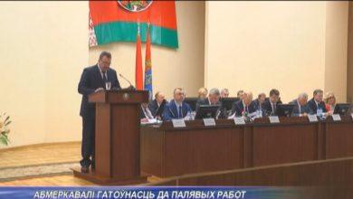 Photo of В Лиде на выездном заседании Гродненского облисполкома были обсуждены актуальные вопросы весенне-полевой кампании