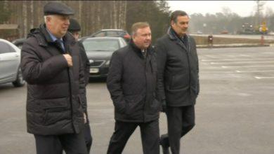 Photo of Премьер-министр  Беларуси Андрей Кобяков с рабочей поездкой побывал в Гродненской области