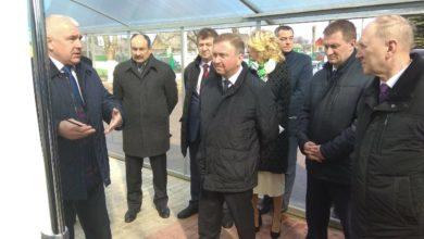 Photo of В рамках рабочей поездки в Гродненскую область Премьер-министр Республики Беларусь А.Кобяков посетил некоторые промышленные предприятия Лиды