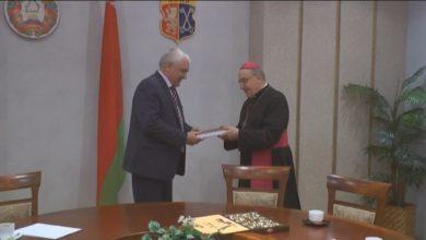 Photo of Лиду сегодня посетил митрополит Минско-Могилевский архиепископ Тадеуш Кондрусевич