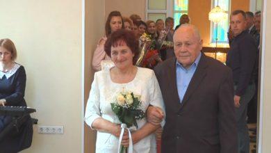 Photo of Лидчане Генрих и Мария Макарчук отметили золотую свадьбу