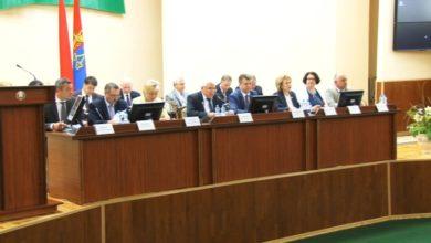Photo of Итоги социально-экономического развития за первый квартал этого года были обсуждены на последнем заседании районного исполнительного комитета