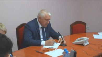 Photo of Председатель Лидского райисполкома Михаил Карпович провел в субботу «прямую телефонную линию»