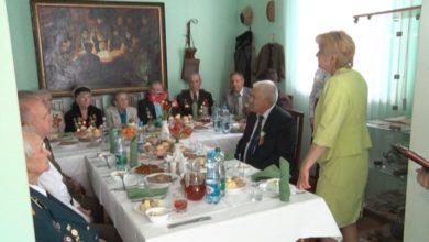 Photo of Администрация Лидского райисполкома сегодня встретилась с ветеранами Великой Отечественной войны
