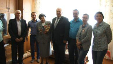 Photo of Представители администрации и профсоюзной организации Локомотивного депо Лида накануне