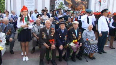 Photo of Главными героями сегодняшнего праздника были, конечно же, ветераны