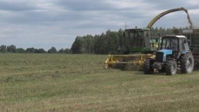 Photo of Первый укос трав в Лидском районе близится к завершению