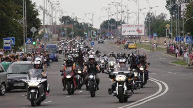 Photo of Лидский байк-фестиваль собрал почти три тысячи мотоциклистов