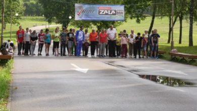 Photo of Лидчане поддержали благотворительную акция «Бегущие города» проекта #velcombegom