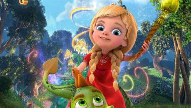 Photo of Принцесса и дракон