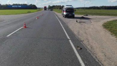 Photo of В воскресенье в Лидском районе на дороге вблизи агрогородка Гончары в результате аварии погиб велосипедист