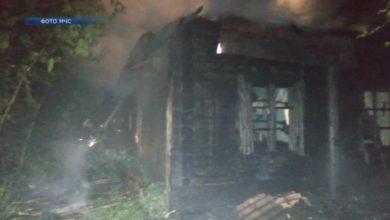 Photo of В Лидском районе молния ударила в хозяйственную постройку