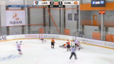 Photo of Очередной матч чемпионата страны в экстралиге в субботу провели и хоккеисты «Лиды»