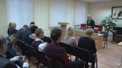 Photo of Депутаты Лидского районного Совета провели очередную сессию