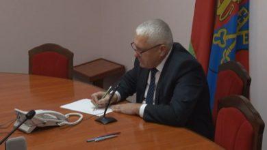 Photo of Прямая линия с главой района Михаилом Карповичем длилась три часа