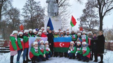 Photo of Участники 54-го интернационального Звёздного похода посетили Лидчину. ФОТО