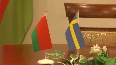 Photo of Лиду посетила делегация Швеции во главе с Чрезвычайным и Полномочным Послом