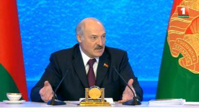 Photo of Президент Беларуси Александр Лукашенко сегодня встретился с представителями белорусских и зарубежных СМИ