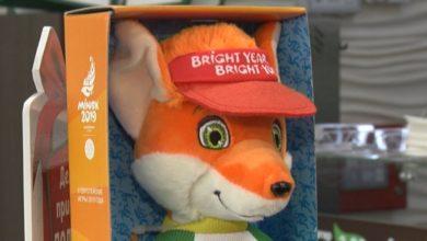 Photo of Талисман Вторых Европейских игр уже на сувенирной продукции и сладостях