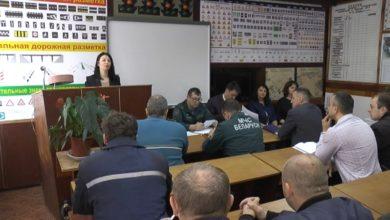 Photo of Важные темы были рассмотрены в трудовых коллективах во время единого дня информирования населения