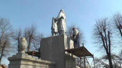Photo of Памятник в деревни Лесники получит новую жизнь