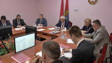 Photo of В Лидском райисполкоме подвели итоги социально-экономического развития района за первый квартал этого года