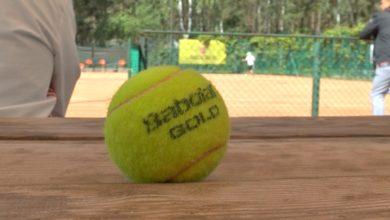 Photo of Международный сеньорский турнир по теннису LidaCup девятый раз собрал участников на теннисных кортах в Лиде