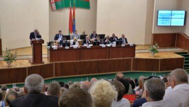 Photo of В центре внимания выездного заседания Гродненского облисполкома был комплексный план ускоренного развития Лидского района до 2020 года