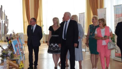Photo of Лидские педагоги собрались сегодня на традиционное августовское совещание. ФОТО