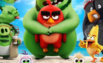Photo of Angry Birds 2 в кино
