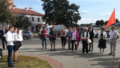 Photo of В Лиде открыли инклюзивную велодорожку. ФОТО