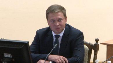 Photo of Сергей Ложечник приступает к исполнению обязанностей председателя Лидского райисполкома