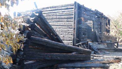 Photo of В Лидском районе на пожаре погибли двое