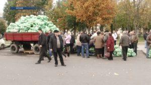 В Лиде стартует сезон сельскохозяйственных ярмарок