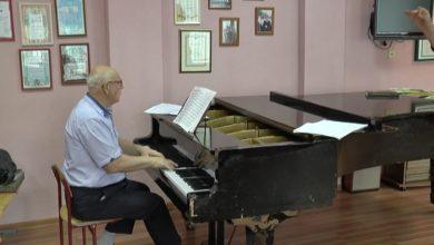 Лидчанин Сергей Бугасов всю жизнь посвятил музыке и педагогической деятельности