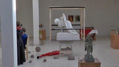 Photo of Авторы памятника князю Гедимину представили свои камерные работы на выставке в Лидском историко-художественном музее