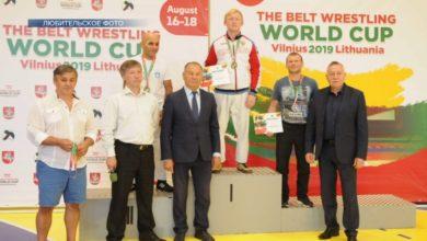 Photo of Александр Янкович завоевал бронзу на Кубке мира по борьбе на поясах в весовой категории 62 килограмма