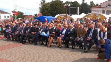 Photo of Среди почетных гостей Дня города были представители Администрации Президента Беларуси